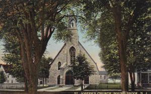 New Jersey Bound Brook St Joseph's Church