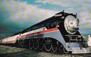 American Freedom Trail Locomotive Number 4449
