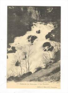 Les Cascades, Fontaine De Vaucluse, France, 1900-10s
