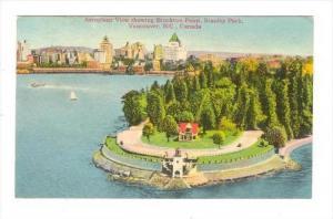 LIGHTHOUSE, Brockton Point, Stanley Park, Vancouver , B.C. , Canada , 1930s