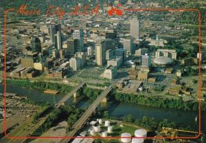 Tennessee Nashville Music City U S A