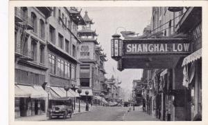 SAN FRANCISCO , California ,1910s; Chinatown