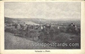 Vallendar a Rhein Germany Unused