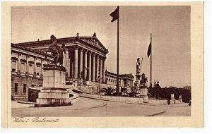 Wien I. Parlament, Unused  (6137)