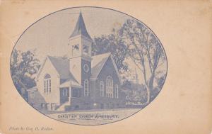 Christian Church, Amesbury, Massachusetts, 00-10's