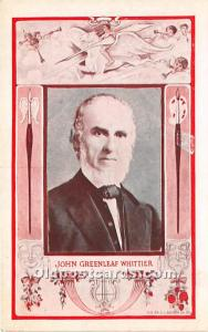John Greenleaf Whittier Published his first poem The Deity Unused