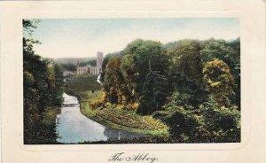 Scotland Melrose Melrose Abbey