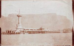 South Africa Cape Town The Pier 1921