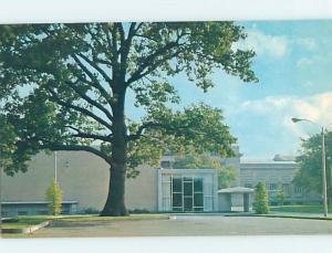 Unused Pre-1980 MUSEUM SCENE St. Louis Missouri MO d9162