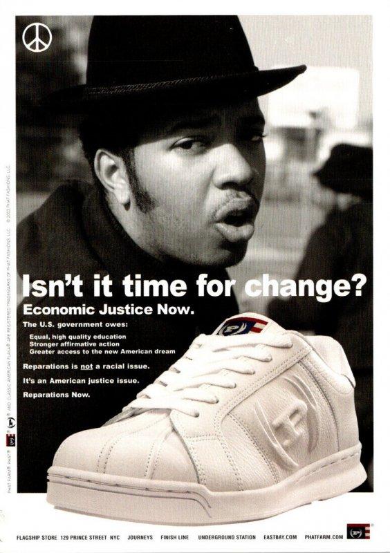 Advertising Economic Justice Now 2004