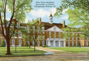 IL - University of Illinois, Illini Union Building