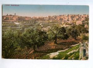 247376 PALESTINE BETHLEHEM Vintage Photoglob postcard