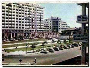 Modern Postcard The Place Colbert Senegal