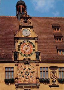 Heilbronn am Neckar Rathaus Town Hall Clock