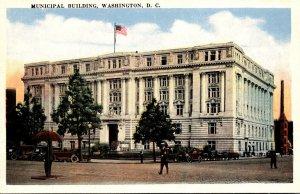 Washington D C Municipal Building