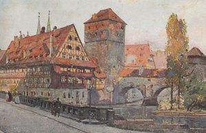 NURNBERG, Bavaria, Germany, 1900-10s ; Henkersteg
