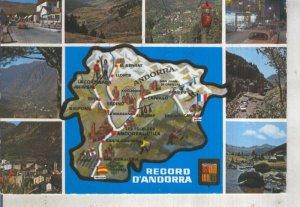 Postal 013858: Vistas varias de Andorra