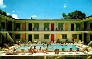 Florida St Petersburg Empress Motel Ninth Street North