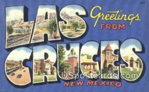 Las Cruces, New Mexico Postcard       ;       Las Cruces, NM Post Card Las Cr...