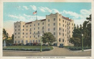 PACIFIC GROVE , California, 00-10s ; Forest Hill Hotel