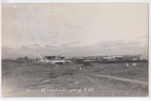 Ohio Oil Refinery, Lowell WY
