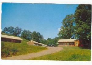 Bakersville Motel and Restaurant, Bakersville, North Carolina,  40-60s