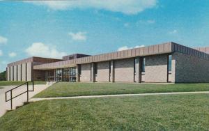 Exterior,  YMCA,  Barrie,  Ontario,  Canada,  40-60s