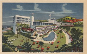 ST. THOMAS , Virgin Islands , 1930-40s ; Virgin Isle Hotel