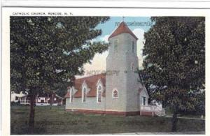 Catholic Church, Roscoe NY