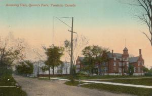 TORONTO , Ontario , Canada , 1900-10s ; Annesley Hall , Queen's Park