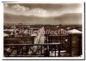 Postcard Modern Napoli Vincenzo Carcavallo