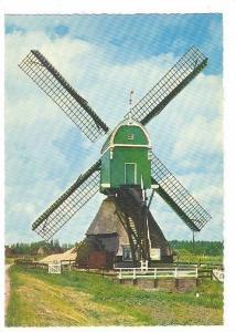 Windmill , 50-70s ; Moulin a Vent , Nertherlands #8