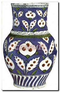 Postcard Old Potter Pottery Vase Faience d & # 39Asie minor