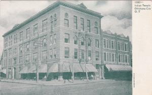Indian Temple , Oklahoma City , O.T. , Pre-1907