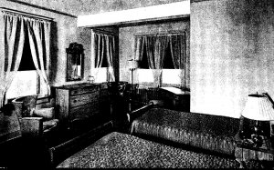 Washington D C The New Colonial Hotel Typical New Bedroom