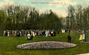 NY - Rochester. Seneca Park Scee