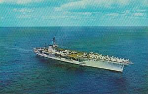 U S S Aircraft Carrier Constellation