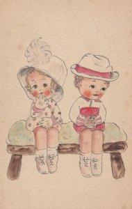 Child Couple , 00-10s