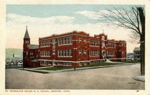 CT - Meriden.  St Stanislaus Polish Roman Catholic School