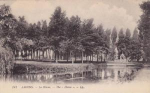 The Hotoie, Amiens (Somme), France, 1900-1910s
