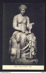 Clio - Sculpture - Roma Museo Vaticano #2300