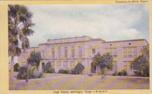 Texas Harlingen High School 1951 Dexter Press