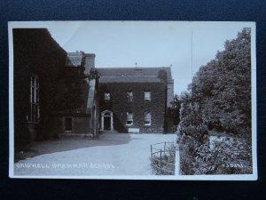 Essex Epping CHIGWELL GRAMMAR SCHOOL - Old RP Postcard