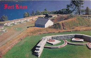 Fort Knox Prospect ME Maine Chrome