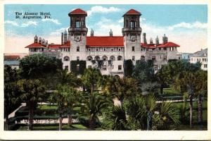 Florida St Augustine Hotel Alcazar