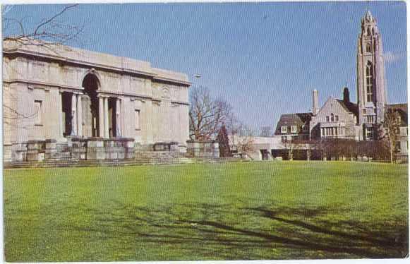 Memorial Art Gallery of University of Rochester  New York