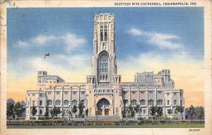 USA Scottish Rite Cathedral, Indianapolis, Ind.