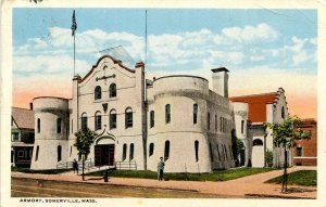 MA - Somerville. Armory