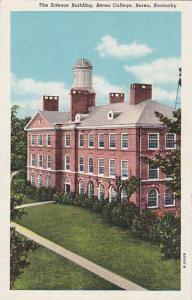 The Science Building, Berea College, Berea, Kentucky, PU-1943