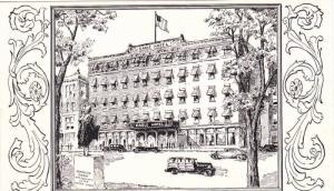 Eagle Hotel, Concord, New Hampshire, 20-30s